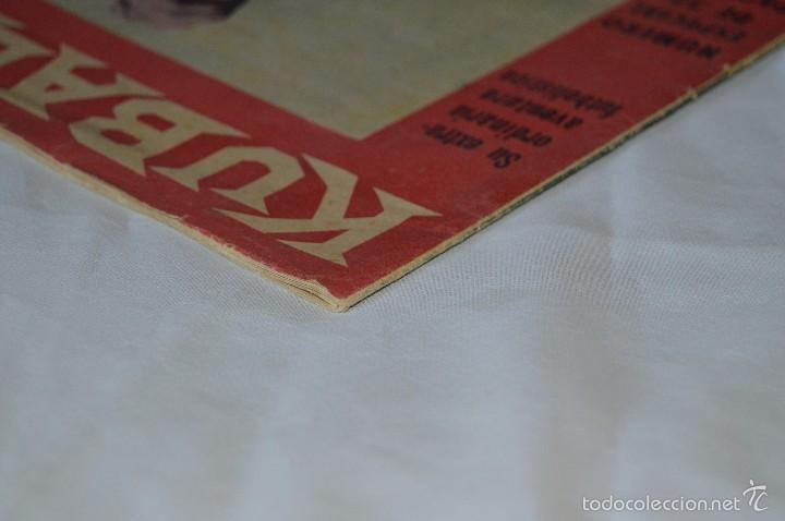 Coleccionismo deportivo: Revista BARCA - BARÇA - Número especial monográfico de KUBALA - 1961 - Foto 8 - 57107479
