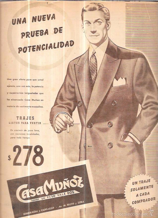 Coleccionismo deportivo: GOLES. LA REVISTA DEL FUTBOL ARGENTINO. AÑO II. Nº116. AGOSTO DE 1950. - Foto 2 - 57159052