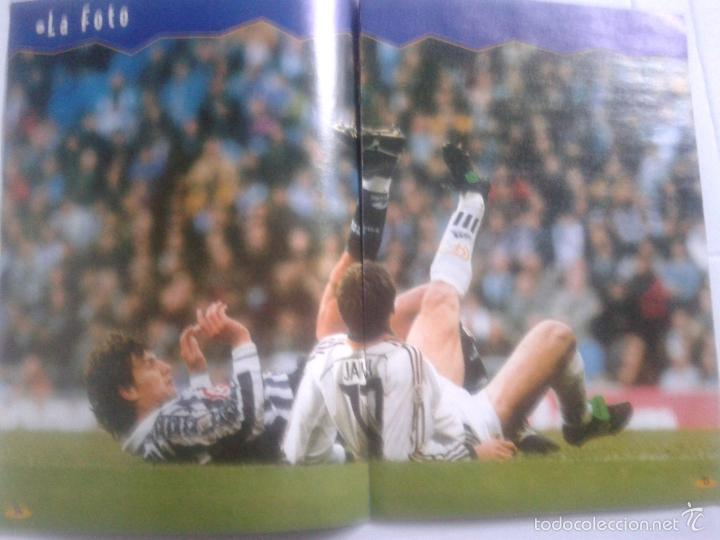 Coleccionismo deportivo: COLD - PROGRAMA OFICIAL MIERCOLES 6 DE ENERO 1999 **REAL MADRID C.F. - U.D.SALAMANCA - Foto 10 - 43236042