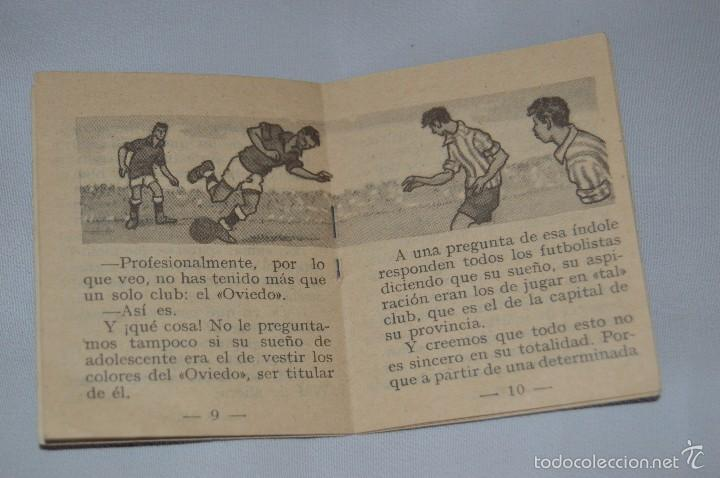 Coleccionismo deportivo: FALÍN Núm. 54 - Editorial Deportiva Fher - Librito 18 páginas con ilustraciones - 7 X 5,5 Cm. - Foto 2 - 57277826