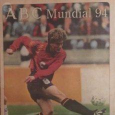 Coleccionismo deportivo: ABC MUNDIAL 94. Lote 57680147
