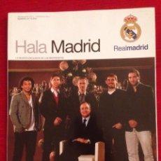 Coleccionismo deportivo: REVISTA HALA MADRID Nº41 NUMERO 41 REAL MADRID. Lote 119873590