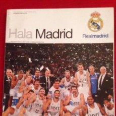 Coleccionismo deportivo: REVISTA HALA MADRID NUMERO 48 REAL MADRID NOVIEMBRE 2013 BALONCESTO. Lote 57703812