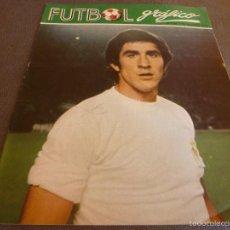 Coleccionismo deportivo: FUTBOL GRÁFICO Nº:29(27-3-73) JORNADA LIGA 1ª DIV.-BENITO(R.MADRID)-FOTOS. Lote 57916254