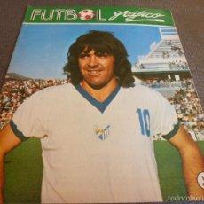 Coleccionismo deportivo: FUTBOL GRÁFICO Nº:33(24-4-73) JORNADA LIGA 1ª DIV.-VILANOVA(MÁLAGA)-FOTOS. Lote 57916270