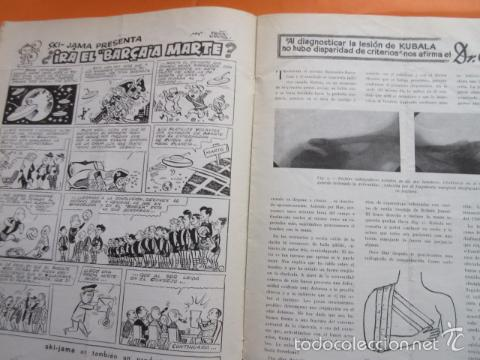 Coleccionismo deportivo: BOLETIN CLUB DE FUTBOL BARCELONA AÑO 1955 Nº 10 ABRIL - NOU CAMP - Foto 3 - 58066243