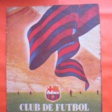 Coleccionismo deportivo: BOLETIN CLUB DE FUTBOL BARCELONA AÑO 1955 Nº 9 MARZO - NOU CAMP. Lote 58066247