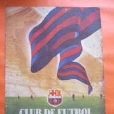 Coleccionismo deportivo: BOLETIN CLUB DE FUTBOL BARCELONA AÑO 1955 Nº 8 FEBRERO - NOU CAMP. Lote 58066253