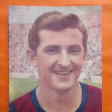 Coleccionismo deportivo: DICEN Nº 132 26 DE MARZO DE 1955 PORTADA HANKE BARCELONA. Lote 58067058