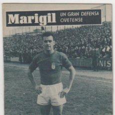 Coleccionismo deportivo: IDOLOS DEL DEPORTE Nº 113. MARIGIL.. Lote 58072968
