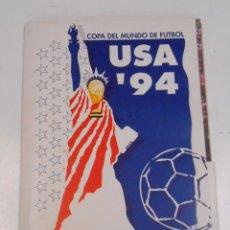 Coleccionismo deportivo: COPA DEL MUNDO DE FUTBOL USA 94 COLECCION COMPLETA 9 FASCICULOS CAPITULOS TDK28. Lote 30602501