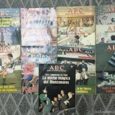 Coleccionismo deportivo: HISTORIA VIVA DEL REAL BETIS BALOMPIE, DE ABC. Lote 58363890