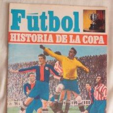 Coleccionismo deportivo: FÚTBOL. HISTORIA DE LA COPA. CAMPEONATO DE 1925. BARÇA CAMPEÓN. Lote 58472482