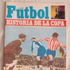 Coleccionismo deportivo: FÚTBOL. HISTORIA DE LA COPA. CAMPEONATO DE 1926. BARÇA CAMPEÓN. Lote 58472510