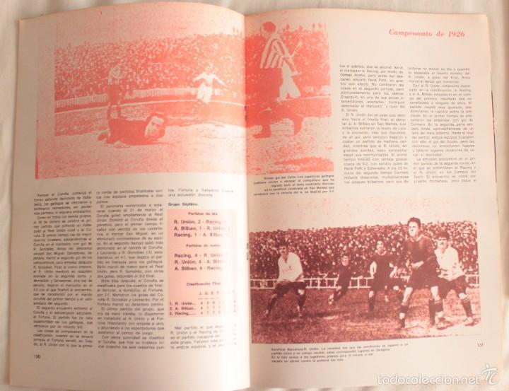 Coleccionismo deportivo: FÚTBOL. HISTORIA DE LA COPA. CAMPEONATO DE 1926. BARÇA CAMPEÓN - Foto 2 - 58472510
