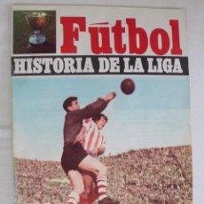 Coleccionismo deportivo: HISTORIA DE LA LIGA. TEMPORADA 1958-1959. BARÇA CAMPEÓN. Lote 58550921