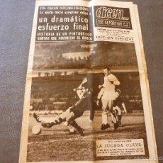 Coleccionismo deportivo: DICEN (11-2-65)COPA FERIAS BARÇA 2 STRASBOURG 2 ,RECOPA ZARAGOZA 1 CARDIFF CITY 0.. Lote 90354535