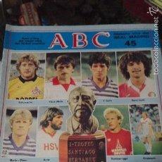 Coleccionismo deportivo: ABC HISTORIA VIVA DEL REAL MADRID. Lote 58641392