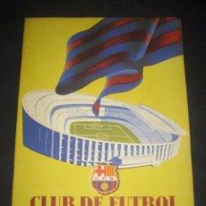 Coleccionismo deportivo: CLUB DE FUTBOL BARCELONA. INFORMACION Nº14 AÑO 1956. Lote 59665071