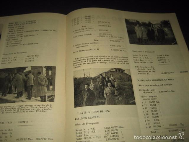 Coleccionismo deportivo: CLUB DE FUTBOL BARCELONA. REVISTA INFORMACION Nº15 AÑO 1956 - Foto 6 - 59665287