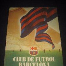 Coleccionismo deportivo: CLUB DE FUTBOL BARCELONA. REVISTA INFORMACION MARZO 1954. Lote 59665423