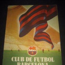 Coleccionismo deportivo: CLUB DE FUTBOL BARCELONA. REVISTA INFORMACION MAYO 1954. Lote 59665599
