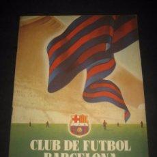 Coleccionismo deportivo: CLUB DE FUTBOL BARCELONA. REVISTA INFORMACION Nº5 NOVIEMBRE 1954. Lote 59666015