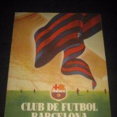 Coleccionismo deportivo: CLUB DE FUTBOL BARCELONA. REVISTA INFORMACION Nº6 DICIEMBRE 1954. Lote 59666103
