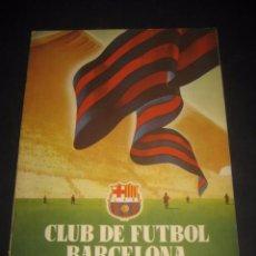 Coleccionismo deportivo: CLUB DE FUTBOL BARCELONA. REVISTA INFORMACION Nº7 ENERO 1955. Lote 59666155