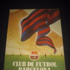 Coleccionismo deportivo: CLUB DE FUTBOL BARCELONA. REVISTA INFORMACION Nº8 FEBRERO 1955. Lote 59666219
