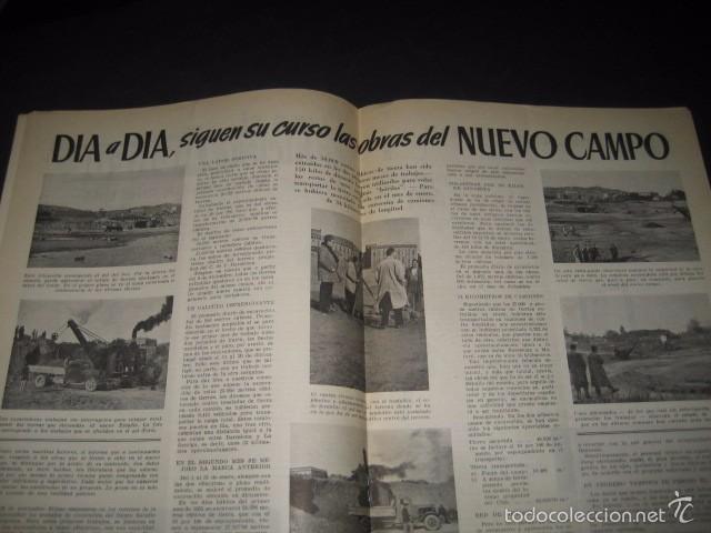 Coleccionismo deportivo: CLUB DE FUTBOL BARCELONA. REVISTA INFORMACION Nº8 FEBRERO 1955 - Foto 3 - 59666219