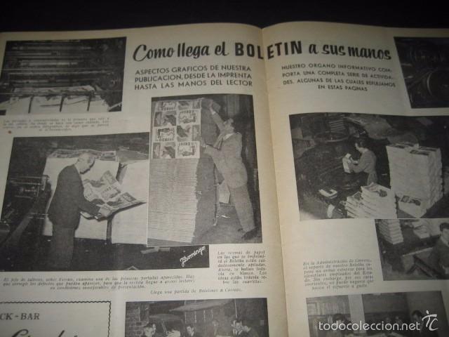 Coleccionismo deportivo: CLUB DE FUTBOL BARCELONA. REVISTA INFORMACION Nº9 MARZO 1955 - Foto 5 - 59666307