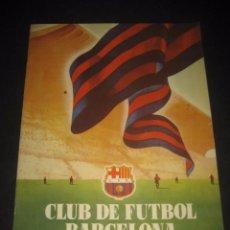Coleccionismo deportivo: CLUB DE FUTBOL BARCELONA. REVISTA INFORMACION Nº11 MAYO - JUNIO 1955. Lote 59666439