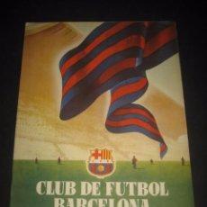 Coleccionismo deportivo: CLUB DE FUTBOL BARCELONA. REVISTA INFORMACION Nº12 AÑO 1955. Lote 59666539