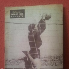 Coleccionismo deportivo: COLECCION IDOLOS DEL DEPORTE Nº 80 DOMINGUEZ. Lote 61357982