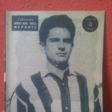 Coleccionismo deportivo: COLECCION IDOLOS DEL DEPORTE Nº 99 RIVILLA. Lote 61359431