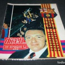 Coleccionismo deportivo: REVISTA EXTRA DICEN BARCELONA CAMPEÓN LIGA 73-74. Lote 61551124