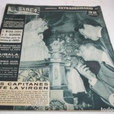 Coleccionismo deportivo: PERIODICO BARÇA Nº175 ABRIL 1959 EXTRA LIGA. Lote 61743176