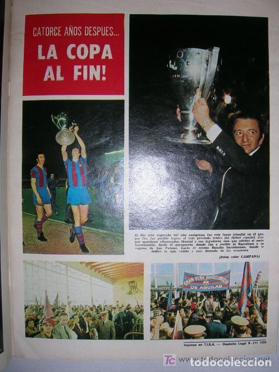 Coleccionismo deportivo: DICEN SUPLEMENTO EXTRA MAYO 1974 - Foto 3 - 62278664