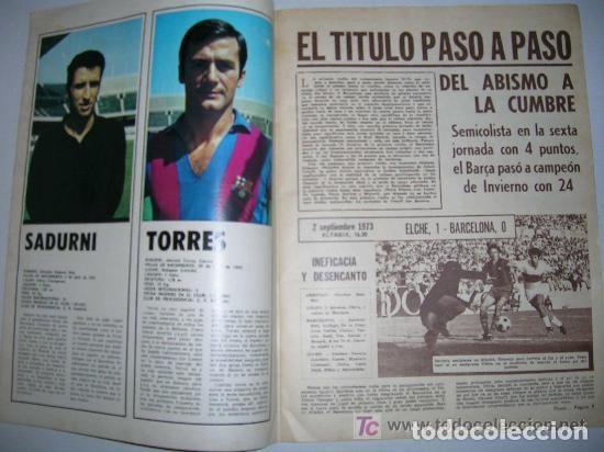 Coleccionismo deportivo: DICEN SUPLEMENTO EXTRA MAYO 1974 - Foto 4 - 62278664