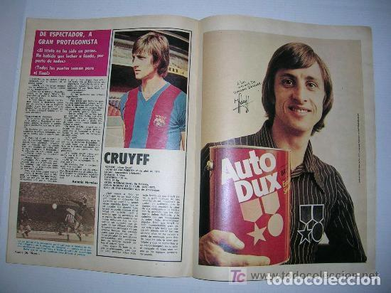 Coleccionismo deportivo: DICEN SUPLEMENTO EXTRA MAYO 1974 - Foto 5 - 62278664