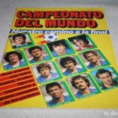 Coleccionismo deportivo: REVISTA EXTRA MUNDIAL 82 ED. PAGSA. Lote 62299124
