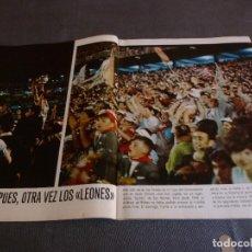 REVISTA(21-6-69)!!!ATH.BILBAO 1 ELCHE 0 !!!CAMPEONES DE COPA DEL GENERALISIMO!!!-FOTOS