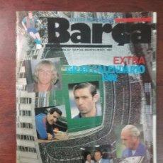 Coleccionismo deportivo: REVISTA BARCELONISTA EXTRA GRAN CALENDARIO 1982.AÑO 1981.. Lote 62469524