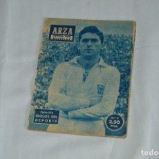 Coleccionismo deportivo: COLECCIÓN ÍDOLOS DEL DEPORTE - Nº 7 - ARZA - 1958 - MUY ANTIGUO - MEJOR VER FOTOS!. Lote 95879290