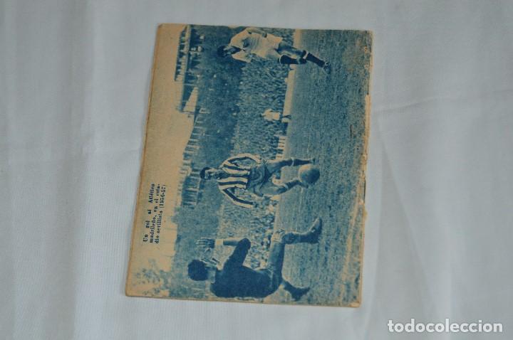Coleccionismo deportivo: COLECCIÓN ÍDOLOS DEL DEPORTE - Nº 7 - ARZA - 1958 - MUY ANTIGUO - MEJOR VER FOTOS! - Foto 2 - 95879290