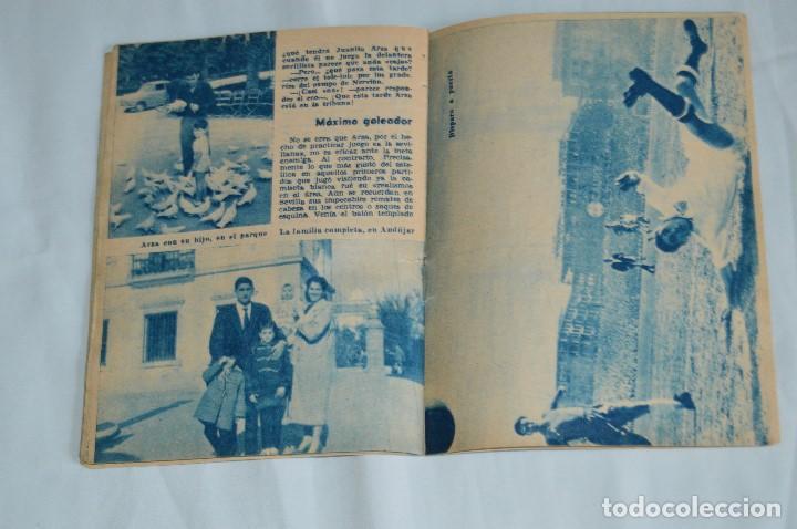 Coleccionismo deportivo: COLECCIÓN ÍDOLOS DEL DEPORTE - Nº 7 - ARZA - 1958 - MUY ANTIGUO - MEJOR VER FOTOS! - Foto 5 - 95879290