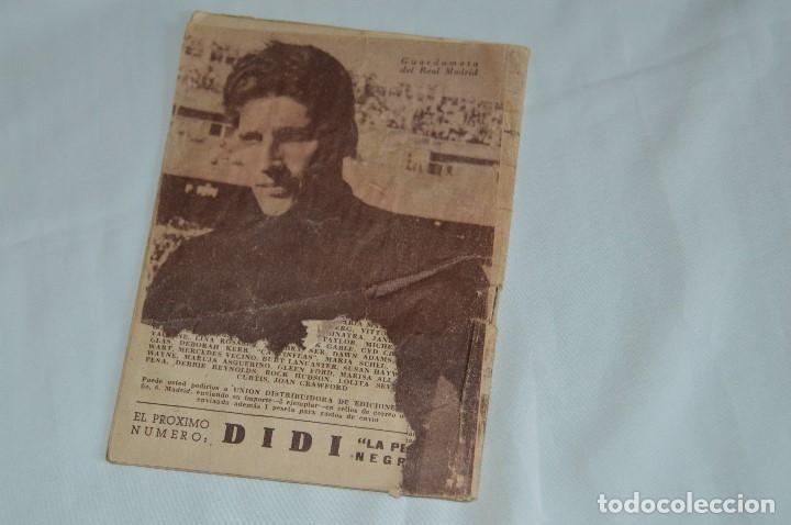 Coleccionismo deportivo: COLECCIÓN ÍDOLOS DEL DEPORTE - Nº 80 - DOMINGUEZ - AÑOS 50 - MUY ANTIGUO - MEJOR VER FOTOS! - Foto 2 - 62514712