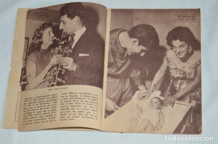 Coleccionismo deportivo: COLECCIÓN ÍDOLOS DEL DEPORTE - Nº 80 - DOMINGUEZ - AÑOS 50 - MUY ANTIGUO - MEJOR VER FOTOS! - Foto 4 - 62514712
