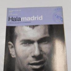 Coleccionismo deportivo: REVISTA HALA MADRID Nº 8. SEPTIEMBRE NOVIEMBRE 2003. LA REVISTA EXCLUSIVA DE LOS MADRIDISTAS. TDKR23. Lote 62729336